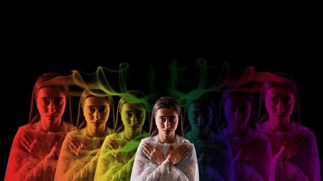 Aura Colors Chart