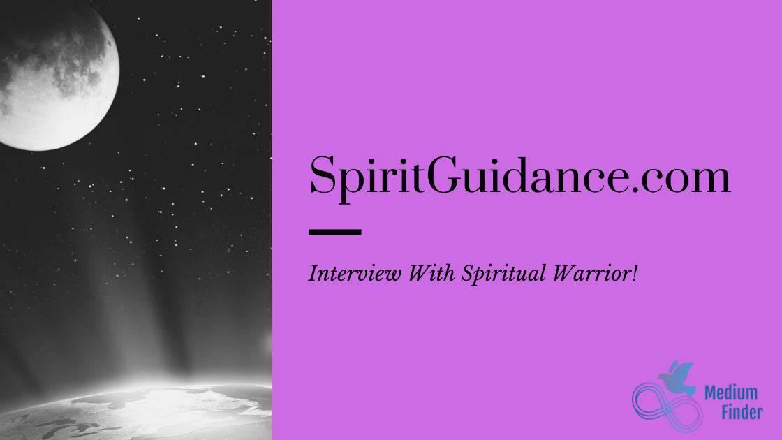 SpiritGuidance.com Interview