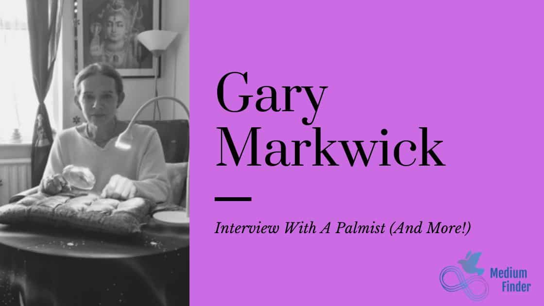 Interview with Palmist Gary Markwick