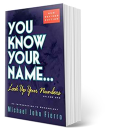 YOU KNOW YOUR NAME...LOOK UP YOUR NUMBERS.
