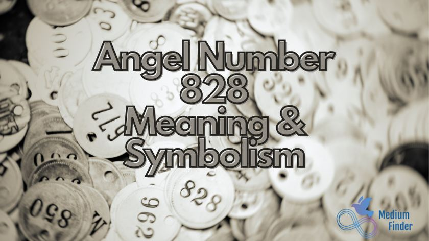 828 Meaning & Symbolism