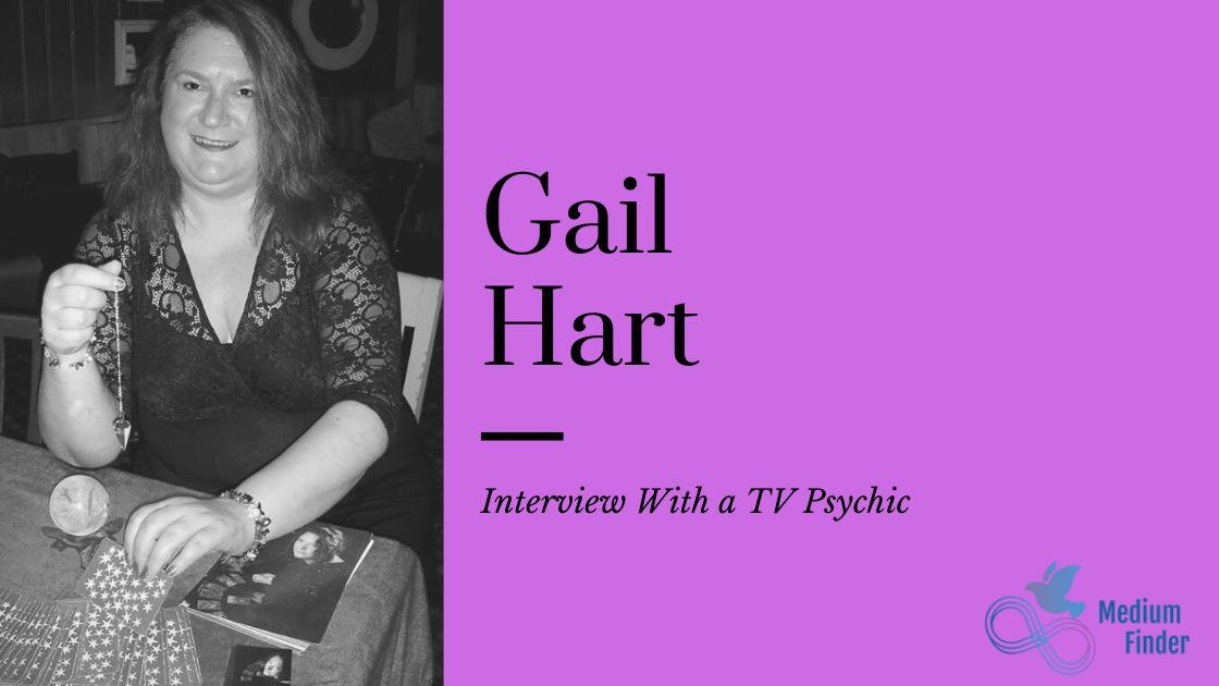 Gail Hart Psychic Interview