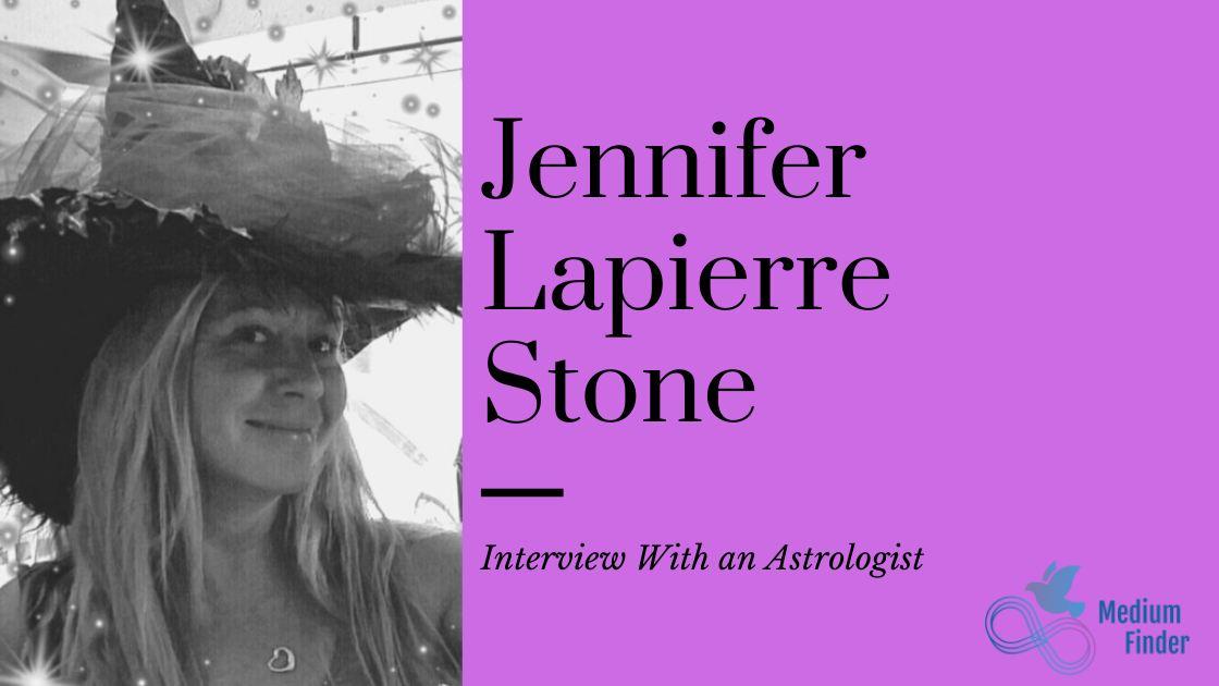 Jennifer Lapierre Stone Interview