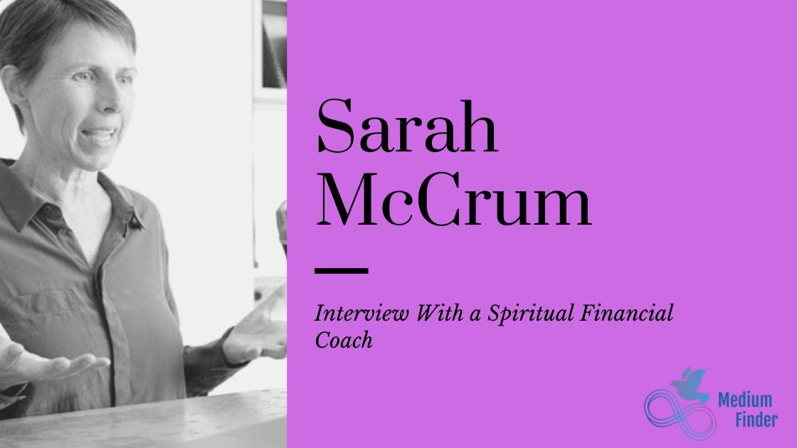 Sarah McCrum Interview