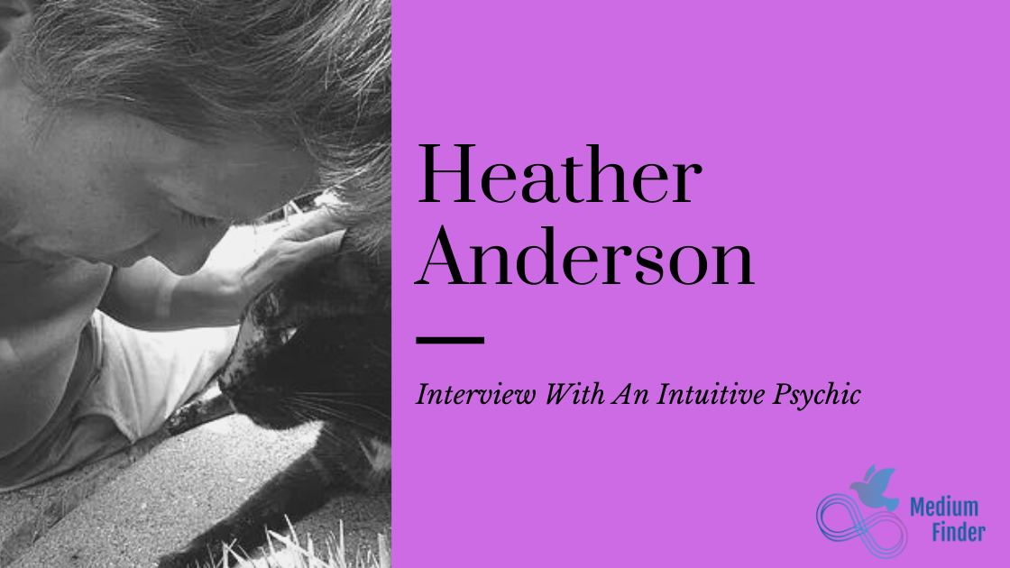 Heather Anderson Pet Psychic Interview