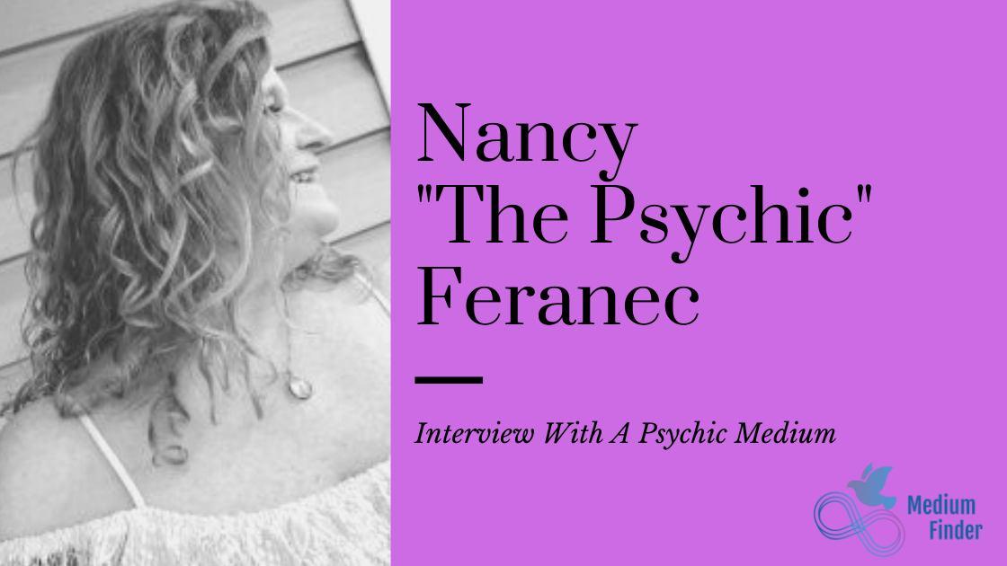 """Nancy """"The Psychic"""" Feranec"""